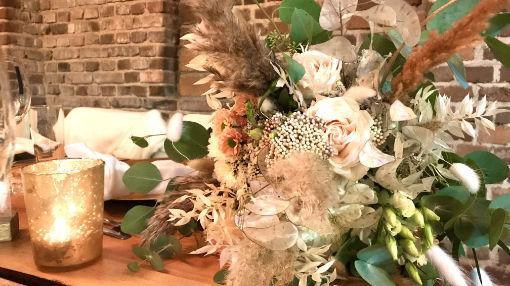 Dekoration Hochzeit Blumen