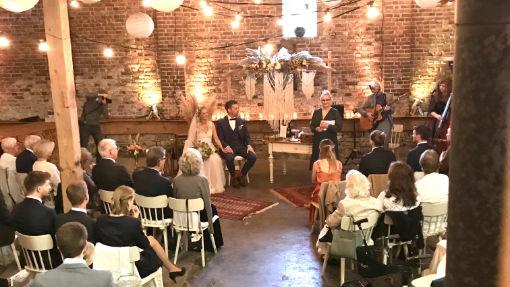 Hochzeitsfeier auf Gut Forkscheid