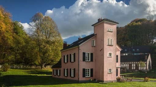 Haus Staade-Hochzeit Location Aussenansicht