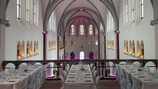 Klosterkirche Hennef Hochzeit Location